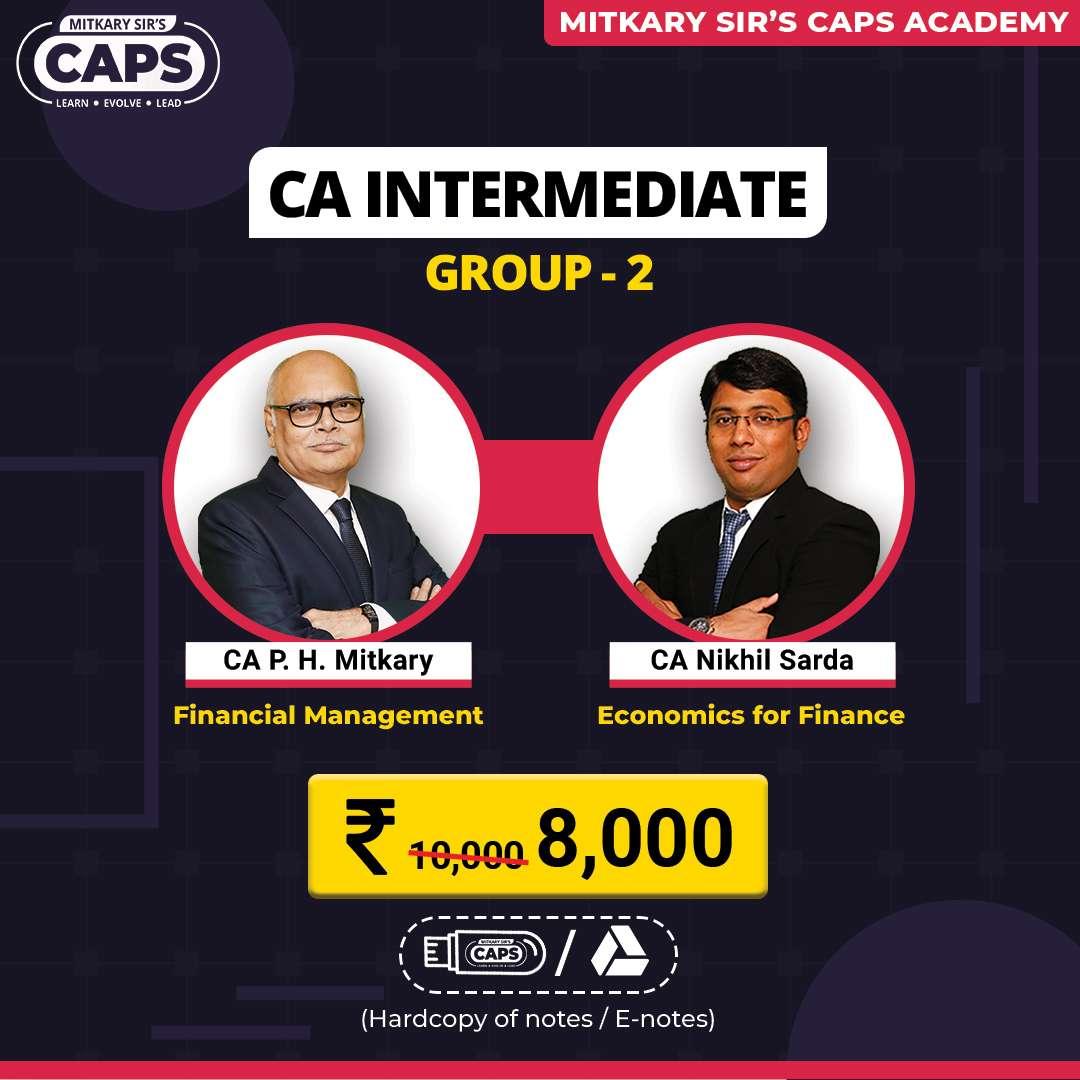 ca inter group 2 fm & economics