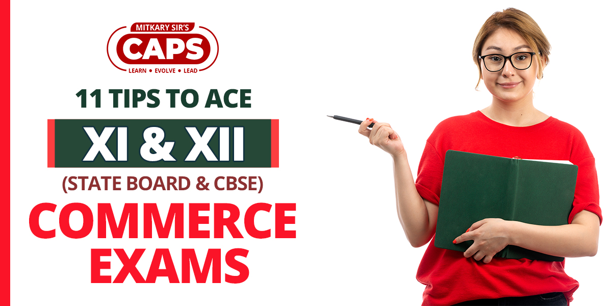 commerce boards exams