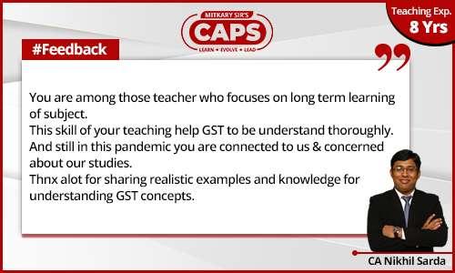 caps-students-feedback CA Nikhil 2