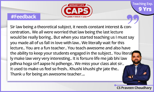 caps-students-feedback CS Praveen 1