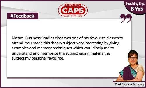 caps-students-feedback Prof. Vrinda 5