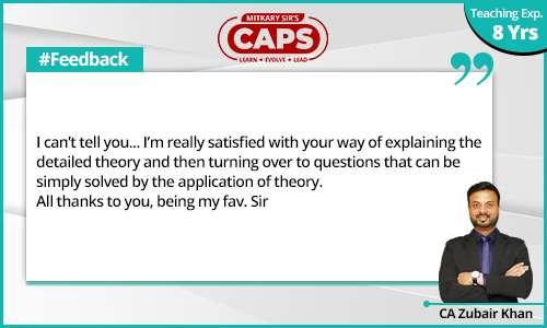 caps-students-feedback CA Zubair 4