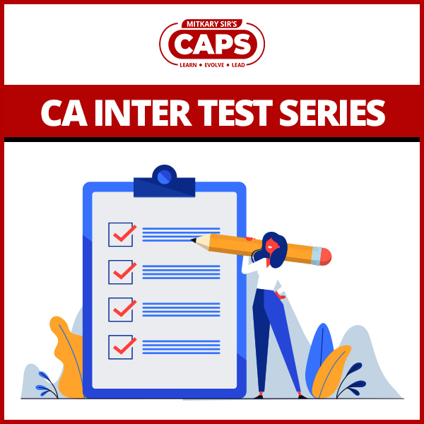 ca inter test series