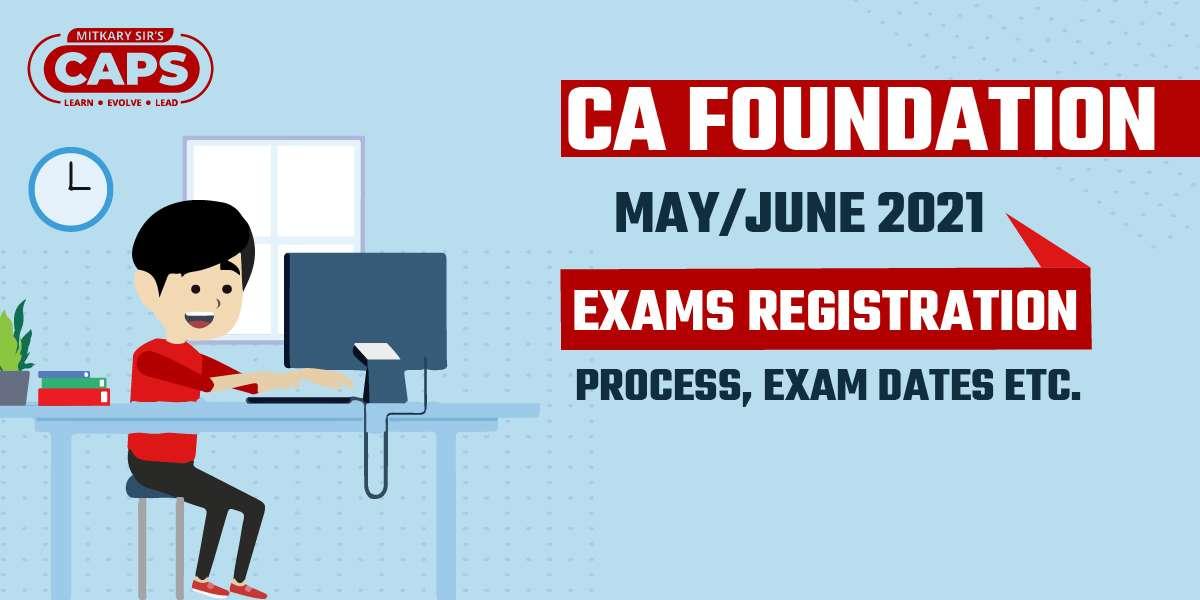 CA Foundation May 2021