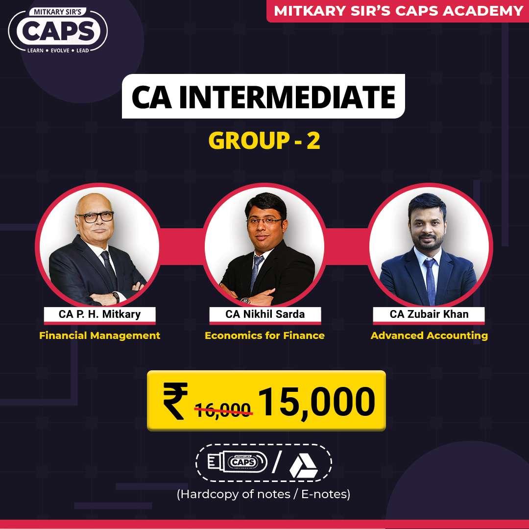 ca inter group 2 - 1