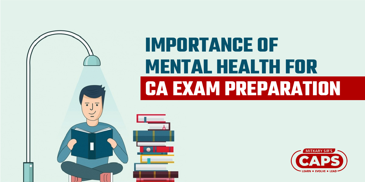 CA exam preparation