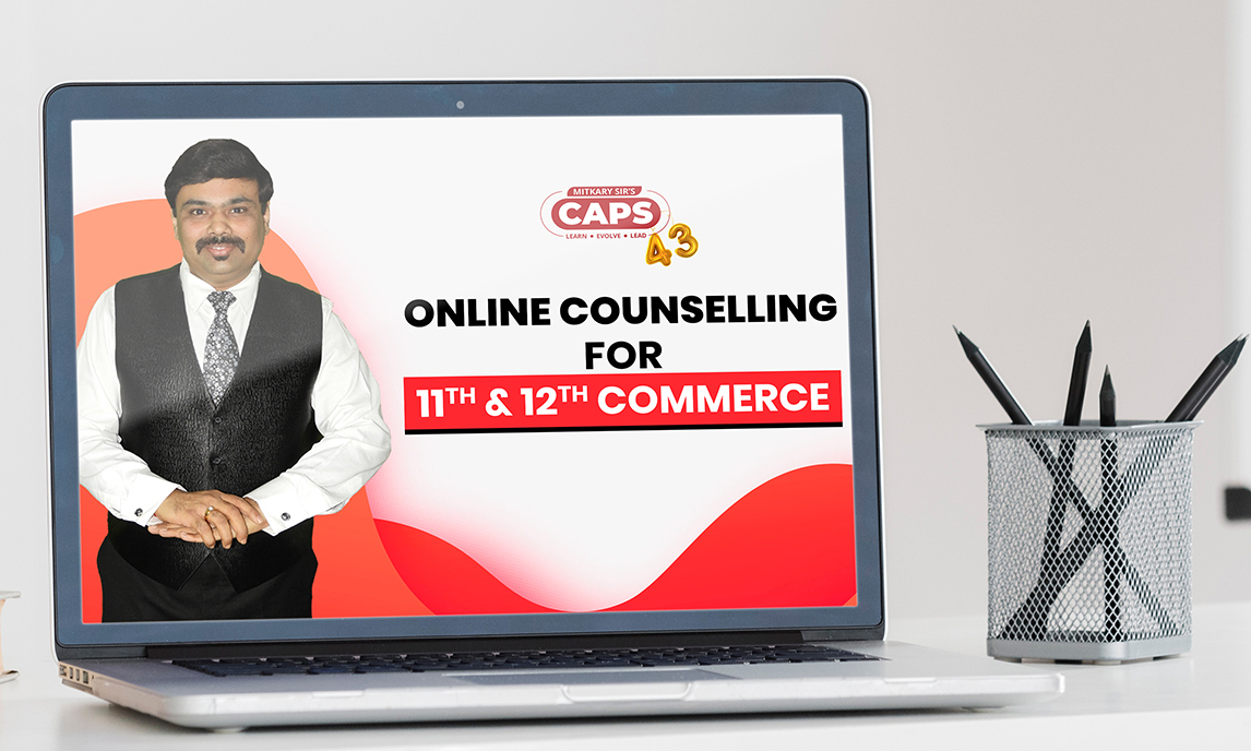 11th - 12th commerce councelling